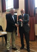 Peter Harris Citizen of the year 2019